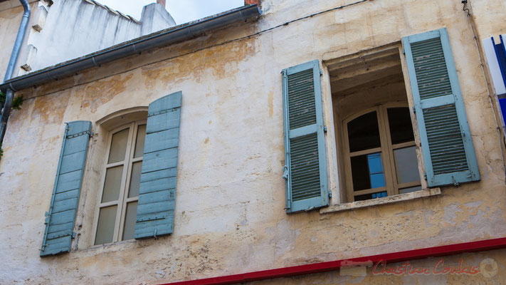 58 Façade de maison, Arles