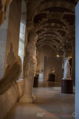 Salle du Manège, Musée du Louvre