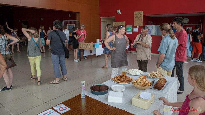 Concert de soutien des Insoumis de la 12ème circonscription de la Gironde. 28/05/2017, Targon