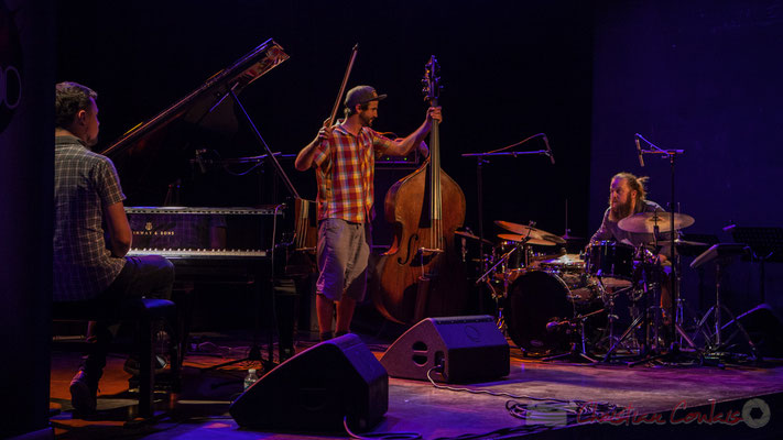 Jérôme Beaulieu, Philippe Leduc, William Côté, Misc. Festival JAZZ360 2016, Cénac