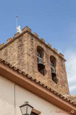 Iglesia Santa María de la Asunción. Liédena, Navarra