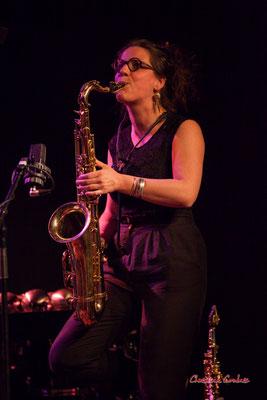 Camille Maussion ; Nefertiti Quartet. Festival JAZZ360, Cénac. Samedi 5 juin 2021. Photographie © Christian Coulais