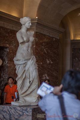 Aphrodite, dite Vénus de Milo, Musée du Louvre