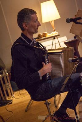 Alain Chevrollier, Jazzymuté, Swing de l'Est...et d'ailleurs ! Apéro Jazz, Bouliac. 04/03/2016 . Reproduction interdite - Tous droits réservés © Christian Coulais