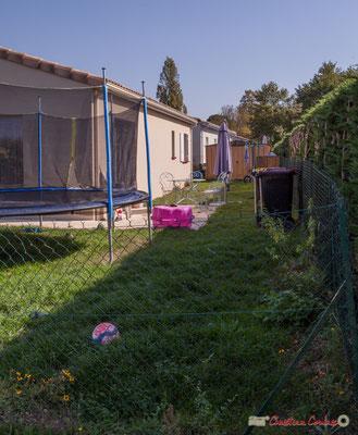 2 Habitat depuis 2017. Allée du Cloutet, Cénac, Gironde. 16/10/2017