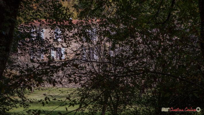 Chartreuse (XVIIIème siècle) du Domaine de Raoul ou de Rolland. Avenue de Roquebrune, Cénac, Gironde. 16/10/2017