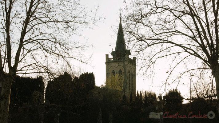 Bastide de Damazan. Canal latéral à la Garonne