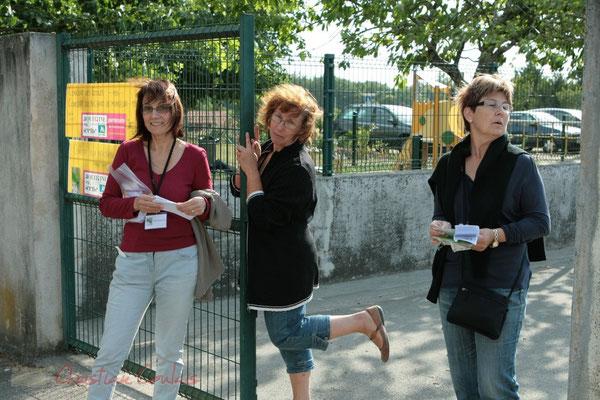 Entrée gratuite et accueil par Martine Mercadal, bibliothécaire de Cénac, Annie Robert, Marye Pinol, bénévoles JAZZ360. JazzEcole avec les classes de Quinsac, Sadirac, Lorient, Cénac. Festival JAZZ360 2011, Cénac. 01/06/2011