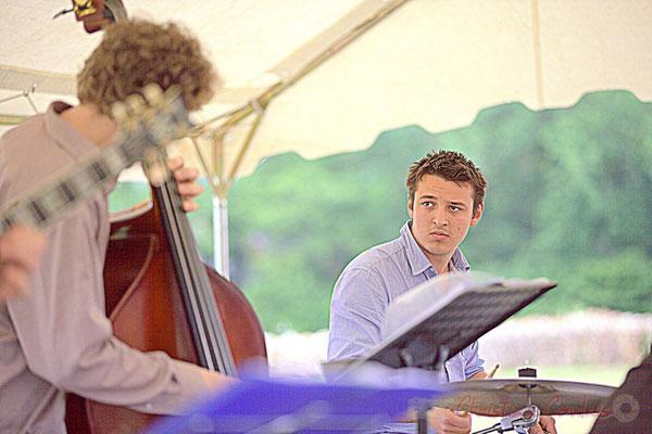 Hugo Raducanu; Naxee Quintet, Festival JAZZ360 2012, Quinsac. Dimanche 10 juin 2012