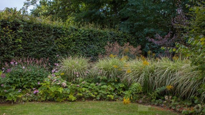 Jardins extraordinaires, jardins de collection; Domaine de Chaumont-sur-Loire. Mercredi 26 août 2015. Photographie © Christian Coulais