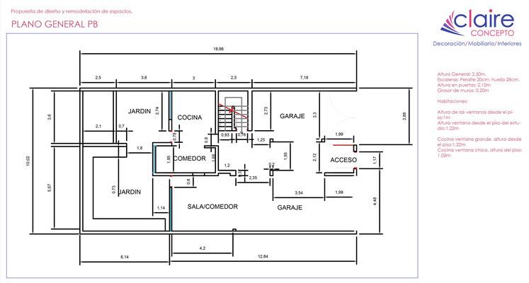 Proyecto de construcción y remodelación Miguel Hidalgo