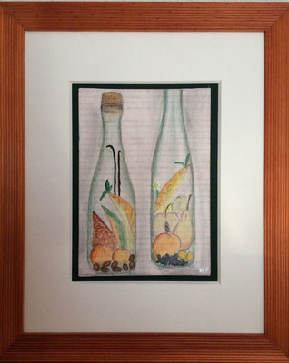 Chardonnay und Riesling