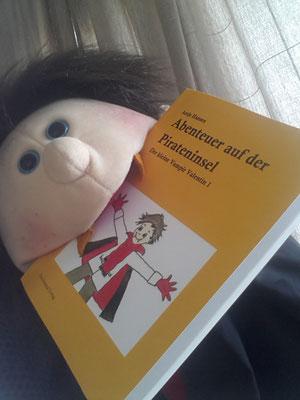Autorenlesung Antje Hansen mit dem kleinen Vampir Valentin