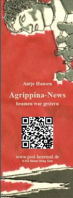 Agrippina News, Antje Hansen, Lesezeichen