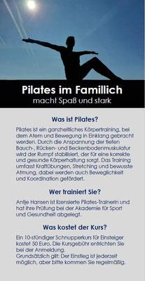 Pilates Antje Hansen