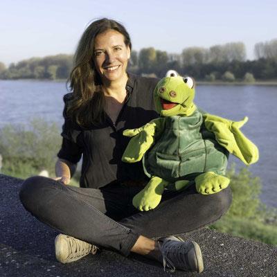 Autorenlesung Antje Hansen & Schildkröte Hein