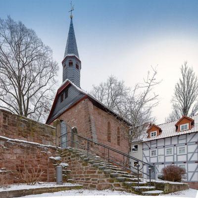 Klauskirche in Heilbad Heiligenstadt