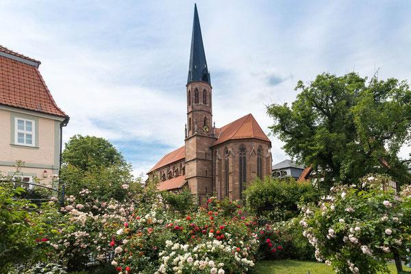 Am Rosengarten Heilbad Heiligenstadt
