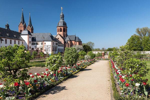 Klostergarten Seeligenstadt
