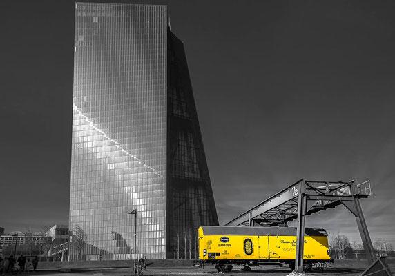 Die EZB Frankfurt