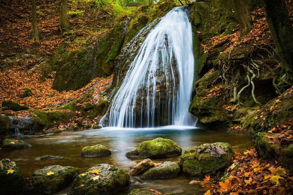 Wasserfall Großbartloff