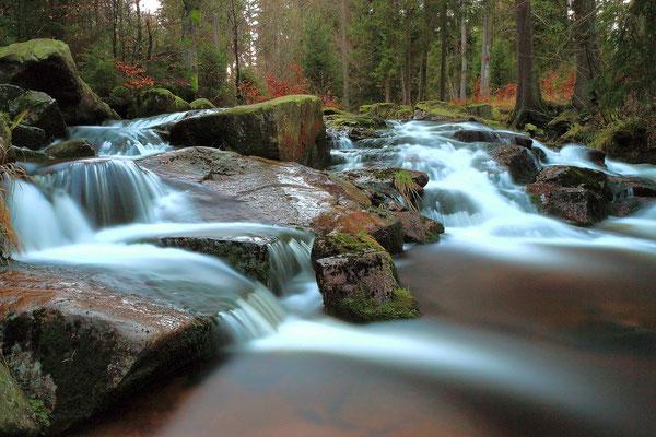Bodefälle im Harz