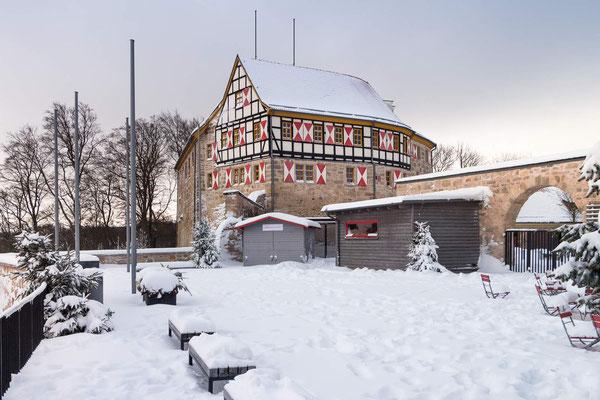 Burg Scharfenstein im Eichsfeld