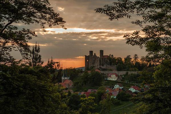 Burg Hanstein im Eichsfeld