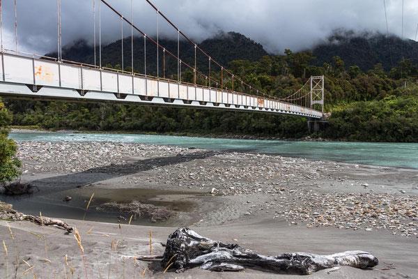 Brücke bei Haast