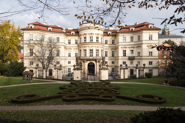 Prager Botschaft