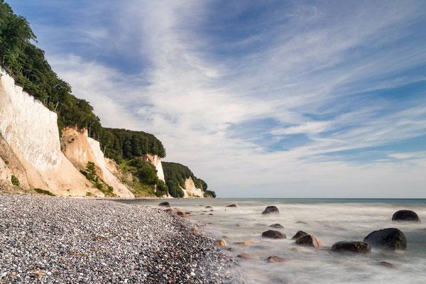 Steilküste auf Rügen