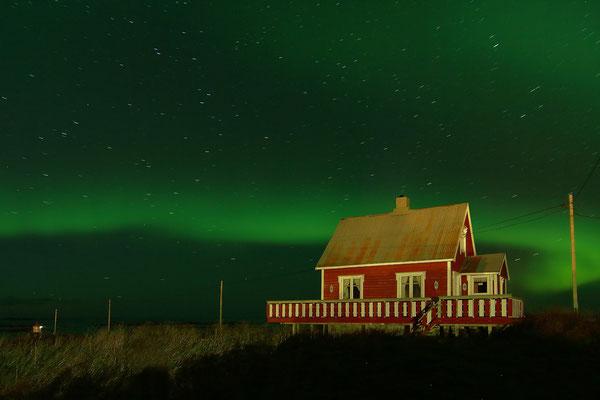 Aurora Borealis in Eggum
