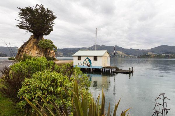 Otago Bootshäuser