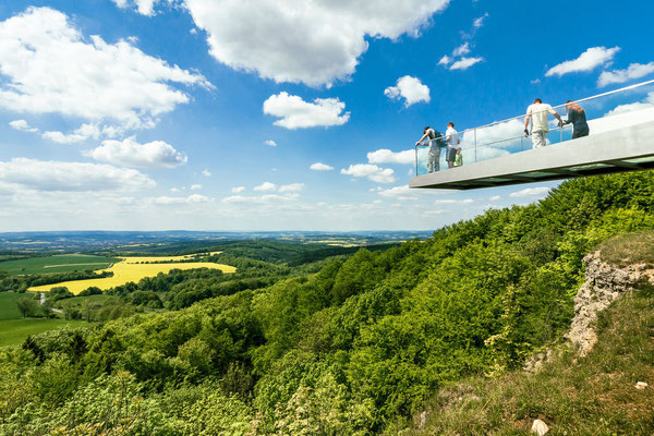 Skywalk im Eichsfeld
