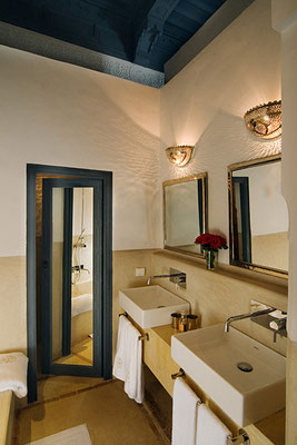 Salle de bain Suite Bahia