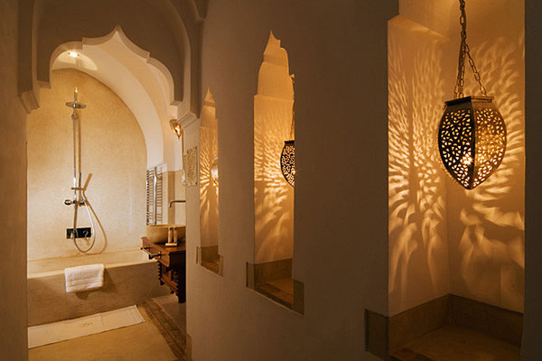 Salle de bain Chambre Zahia