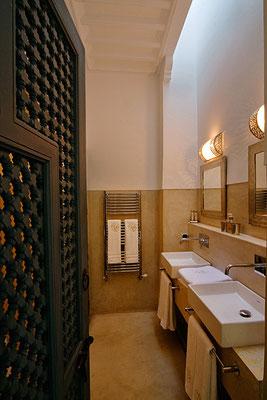 Salle de bain Chambre Fatima