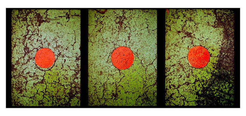 """…............  """"Drei Punkte Vorsprung"""", Berlin 2004"""