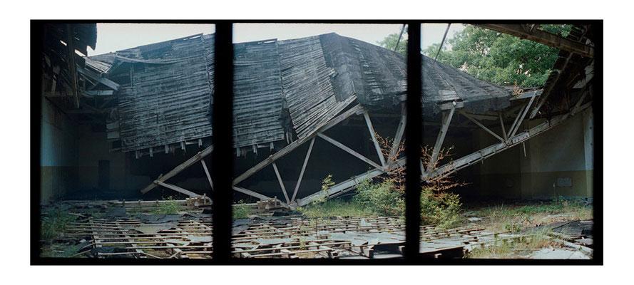 …............ CinemaDown, Olympisches Dorf 2008