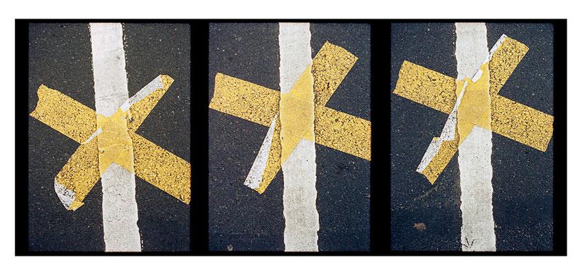 """…............ """"3 Kreuze"""", Berlin 2005"""