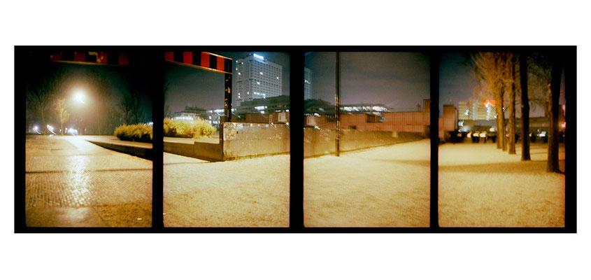 …............ Museumsplatz, Rotterdam 2003