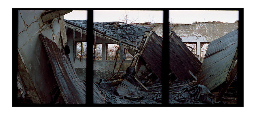 …............ WallDown, Olympisches Dorf 2008