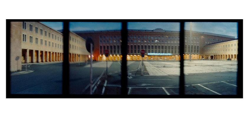 …............ Zentalflughafen, Berlin 2009