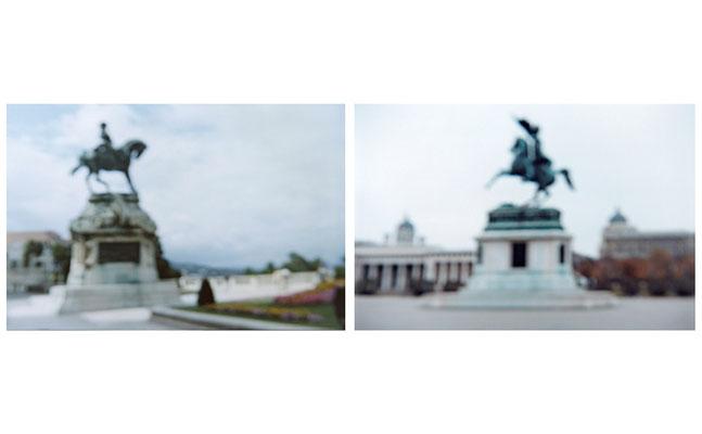 Reiter 03, Budapest 2004 | Reiter 05, Wien 2005