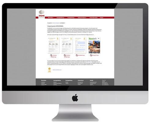 Webdesign, dickesdesign, aarberg, thomiag, sun to wheel