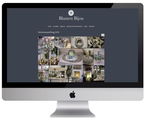 Webdesign, dickesdesign, aarberg, blumenbijou, hinterkappelen, accessoires