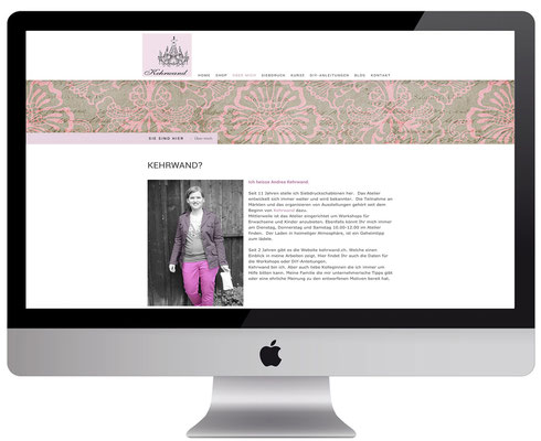 Webdesign, dickesdesign, aarberg, kehrwand, aarberg, portrait
