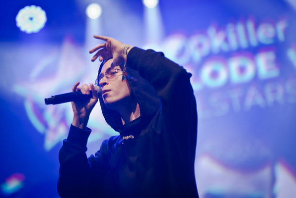 Popkiller Młode Wilki All-Stars, Open'er Festival 2019 / fot. Jarek Sopiński