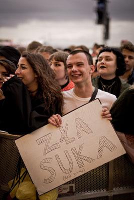 Publiczność, Open'er Festival 2019 / fot. Jarek Sopiński