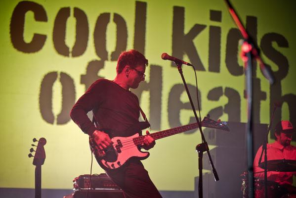 Cool Kids of Death, Open'er Festival 2019 / fot. Jarek Sopiński